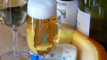 Beer vs Wine - Cheese Pairing