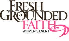 Fresh Grounded Faith Events logo