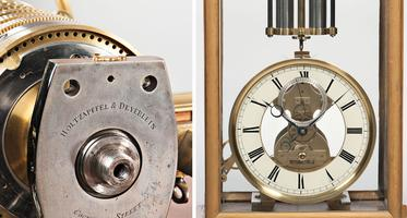 Clocks Gallery Talk with Conservator, Richard Ketchen