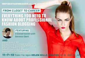 IFB & Crossroads Trading Present: From Closet to Career