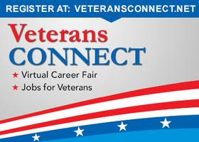 Veterans Connect Virtual Online Career Fair