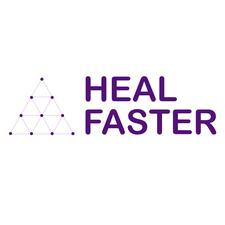 Heal Faster logo