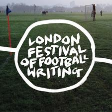 London Festival of Football Writing logo
