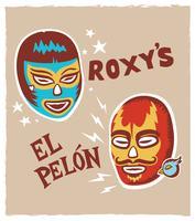 Roxy's vs. El Pelón Halloween Mash-Up