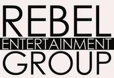 Powered by Rebel Entertainment Group LLC logo