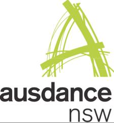 Ausdance NSW logo