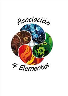 Asociación 4 Elementos logo