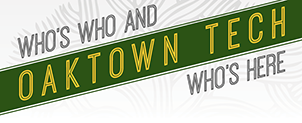 Oaktown Tech: Who's Who and Who's Here.
