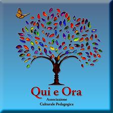 Qui e Ora Associazione Culturale Pedagogica logo