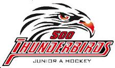 Soo Thunderbirds Hockey Club logo