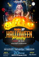 Halloween party at Zo Lounge 10.31.2014 | $500 CASH...