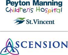 Peyton Manning Children's Hospital at St. Vincent  logo