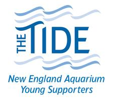 The Tide, New England Aquarium's Young Supporters logo