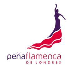 Peña Flamenca de Londres and Ilusion Flamenca logo