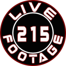 Live Footage 215 Productions logo
