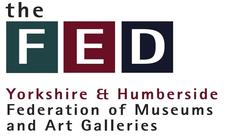 Yorkshire & Humberside Federation of Museums and Galleries logo