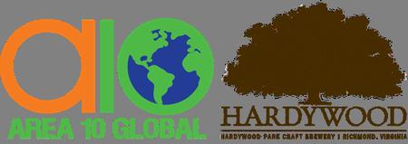 Area 10 Global & Hardywood BreweryInaugural Great...
