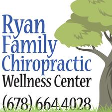 Ryan Family Chiropractic Wellness Center logo