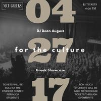 For the Culture: Greek Showcase