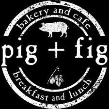 Pig + Fig Cafe logo