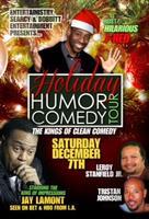 Holiday Humor Comedy Tour