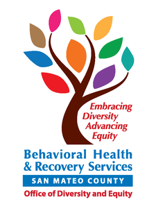 San Mateo County Behavioral Health and Recovery Services logo