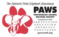 Performing Animal Welfare Society logo