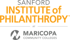 Sanford Institute of Philanthropy at Maricopa Community Colleges logo