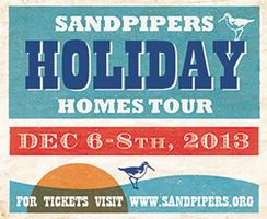 Sandpiper Holiday Home Tour 2013