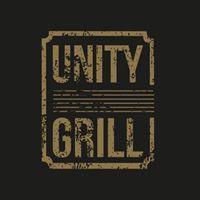 Unity Grill  logo