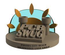 Panama City Beach SOLIDWORKS User Group logo