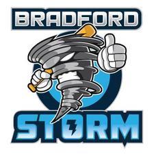 Bradford Minor Baseball Association  logo