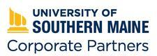 University of Southern Maine Corporate Partners logo