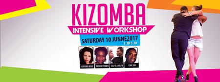 KIZOMBA - INTENSIVE WORKSHOP ESSEX