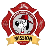 Mission Fire Fighter's Charitable Society logo