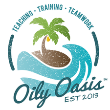 Oily Oasis Support Team logo