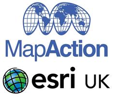 Esri UK and MapAction Hackathon