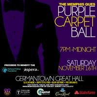 2013 Purple Carpet Ball