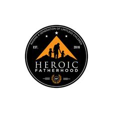 Charlie King, founder of Heroic Fatherhood logo