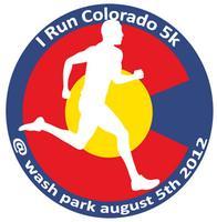 I Run Colorado 5k - Washington Park, Denver, CO -...
