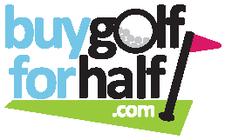 BuyGolfForHalf.com logo