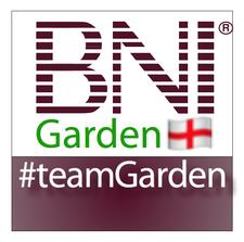 BNI Garden of England Chapter logo