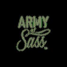 Army of Sass - Burlington logo