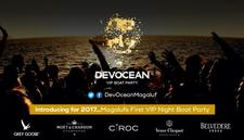 Devocean VIP Boat Party Magaluf 2017 logo