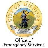 Milpitas Office of Emergency Services logo