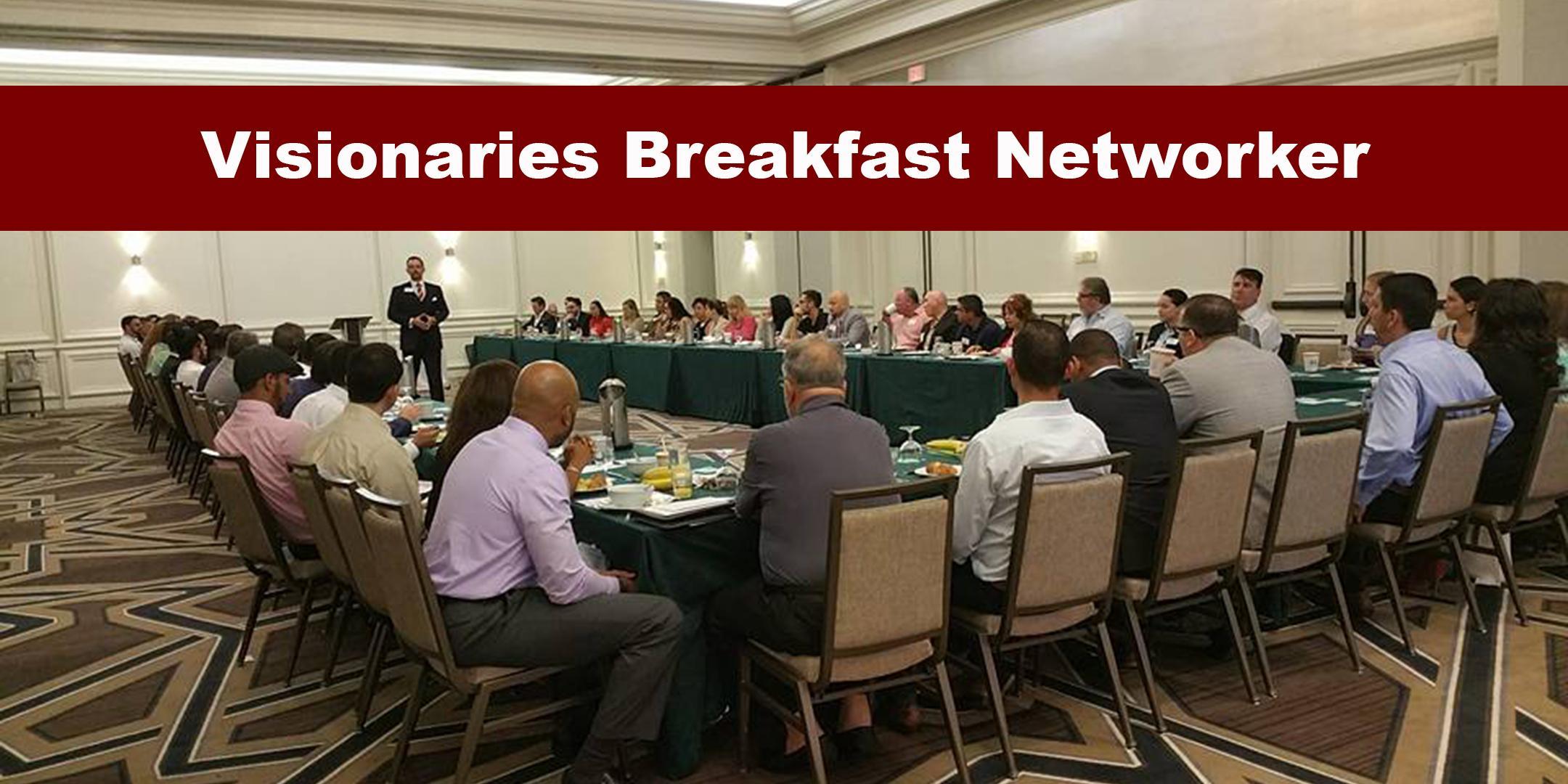BNI Vision Breakfast Networker