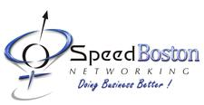 SpeedBoston Networking logo