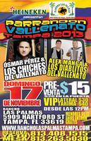 FESTIVAL VALLENATO TAMPA 2013 - LOS CHICHES Y LOS DIABLITOS...