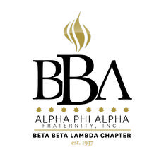 Beta Beta Lambda Chapter of Alpha Phi Alpha Fraternity, Inc. logo