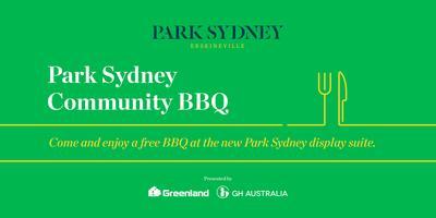 Park Sydney Community BBQ